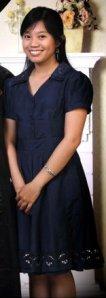 navy blue dress 2